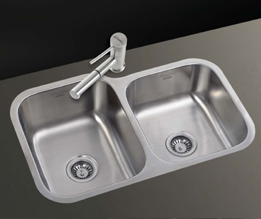 Mitrani Kitchen Sinks - Stainless Steel - AC83258 Arco Undermount/Flushmount