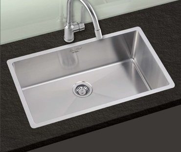 Mitrani Kitchen Sinks - Stainless Steel - AXIS 3219 Undermount/Flushmount