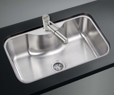Mitrani Kitchen Sinks - Stainless Steel - BONY 82212 Undermount/Flushmount