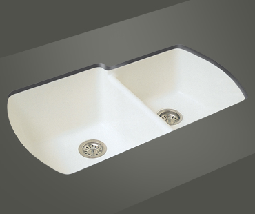 Mitrani Kitchen Sinks - Titan Quartz - BT 889 Undermount - 2 colors