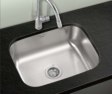 Mitrani Kitchen Sinks - Stainless Steel - TERZO 8314 Undermount/Flushmount