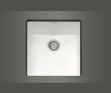 Mitrani Kitchen Sinks - Titan Quartz - TP 450T Topmount/Undermount - 2 colors