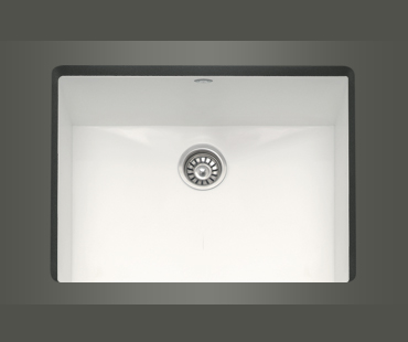 Mitrani Kitchen Sinks - Titan Quartz - TP 640T Topmount/Undermount Sink - 2 colors