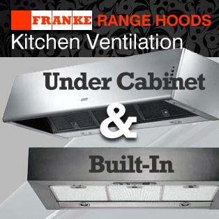 Franke Rangehood : franke range hoods built in under cabinet franke range hoods kitchen ...