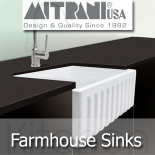 Mitrani Kitchen Sinks - Farmhouse Sinks