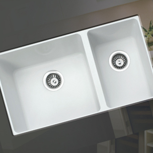 Mitrani Kitchen Sinks: Granite Metal